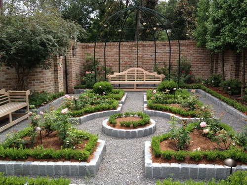 Victorian Backyard Designs : Victorian garden design ideas ? the new technology of beauty of your