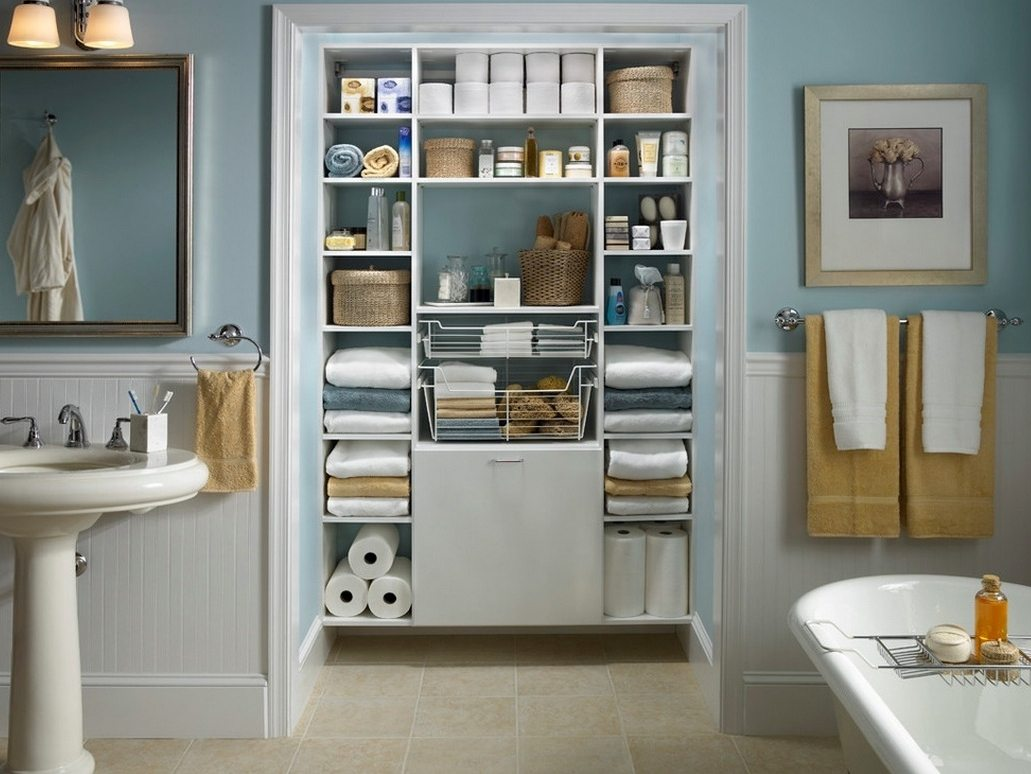 Bathroom With Closet Design Ideas ~ Walk in closet and bathroom ideas ways to make your