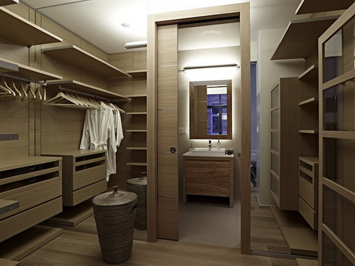 Walk in closet and bathroom ideas - 15 ways to make your ...
