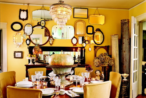 25 best yellow dining rooms design ideas in 2016 yellow dining room ideas interior design ideas