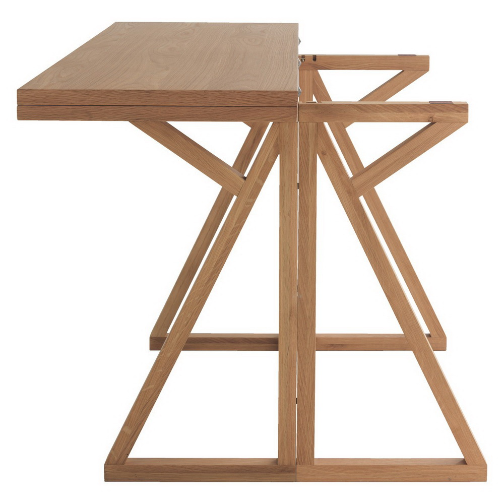 Apartment folding kitchen table are perfect for your for Table retractable