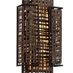 Brighten your home today with Asian outdoor wall lighting