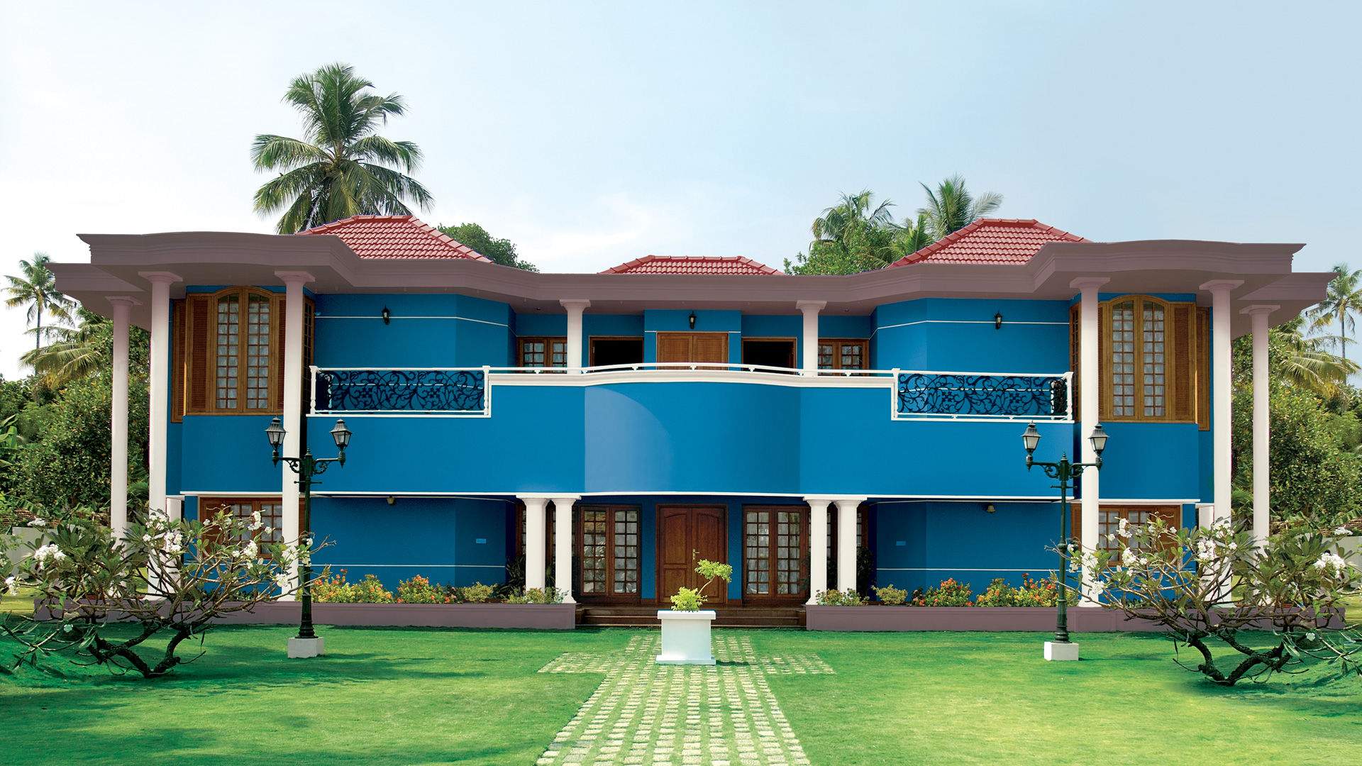 The Stroke Of A Thousand Painters Asian Paints Acrylic Colour Shades Interior Exterior Ideas