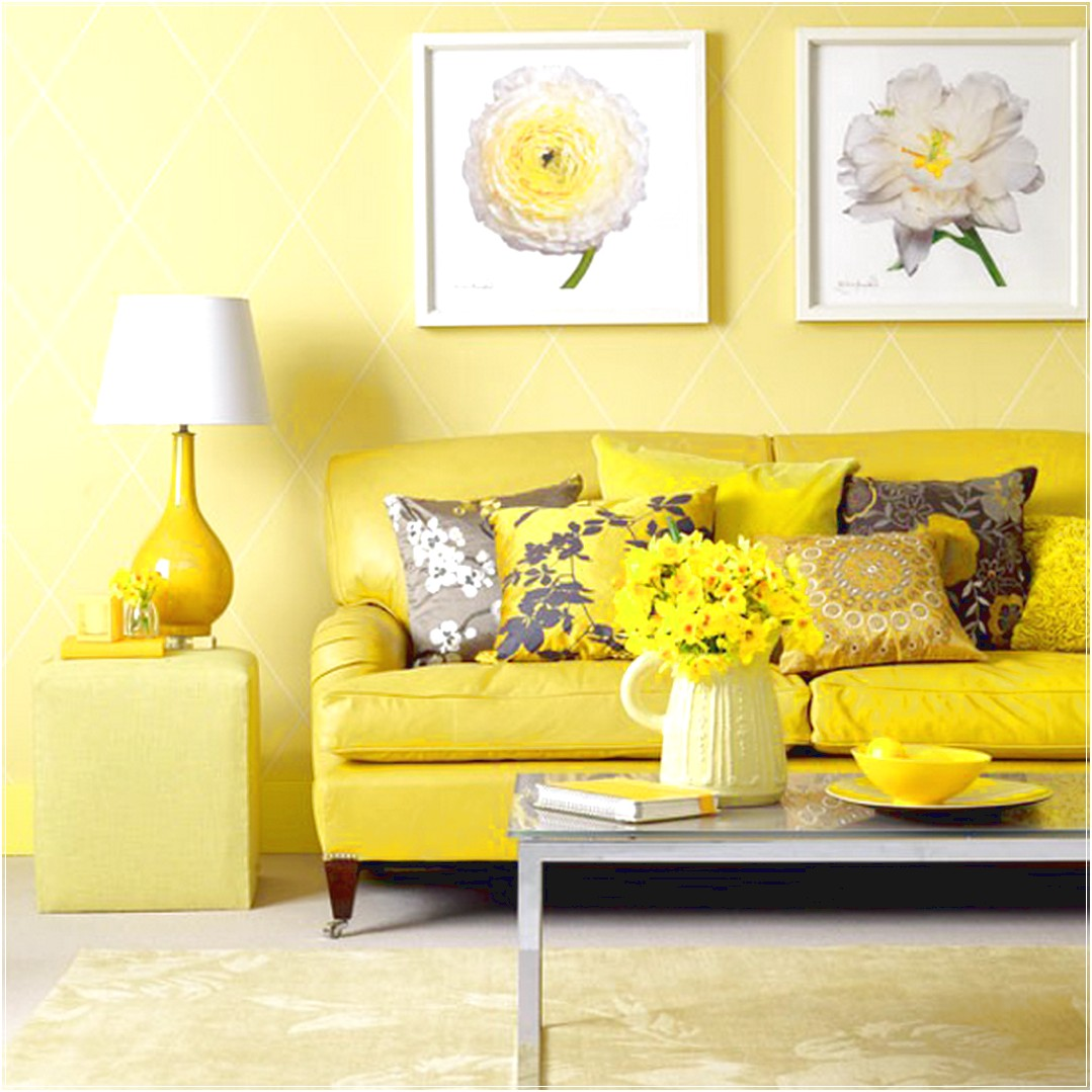 Asian paints colour shades in yellow bring sunshine into for Asian paints home decoration