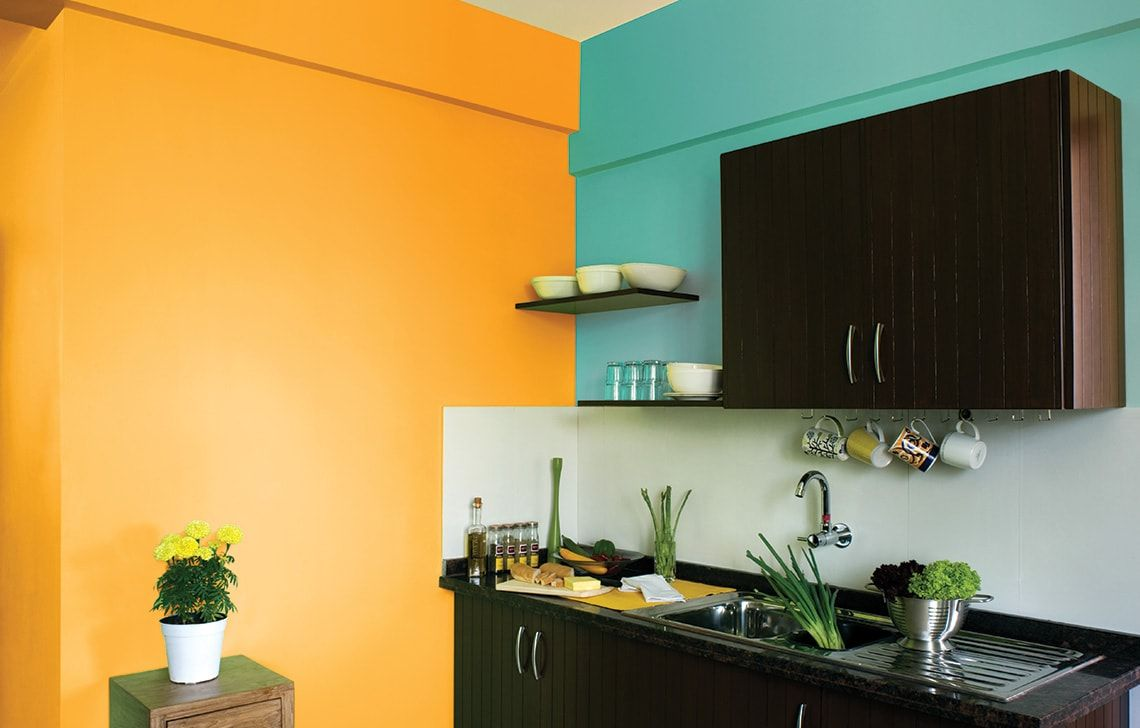 asian paints colour shades in yellow bring sunshine into. Black Bedroom Furniture Sets. Home Design Ideas