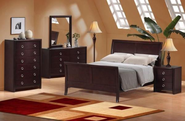 Bedroom furniture sets for small room Interior