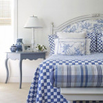 Blue and white bedrooms images of 2018