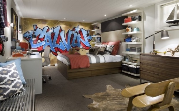 Candice olson boys bedroom – 18 looks at the various ways to express boys unique personal style