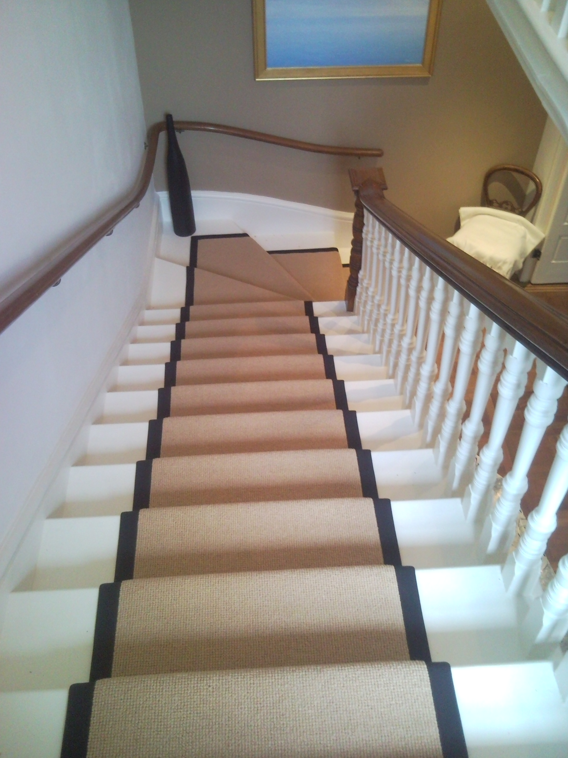 Carpet runner for stairs over carpet 20 reasons to buy for How to buy carpeting