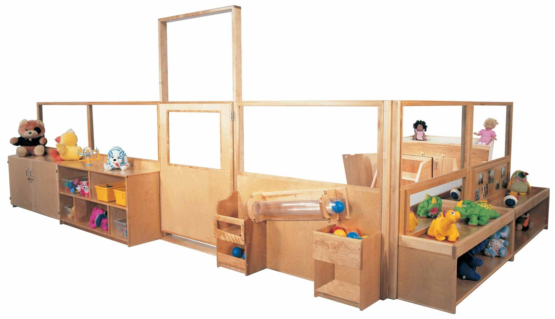 Creative room dividers for kids when you need more space for Room dividers kids