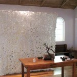 Improve your rooms decor with the Diy hanging room divider screen