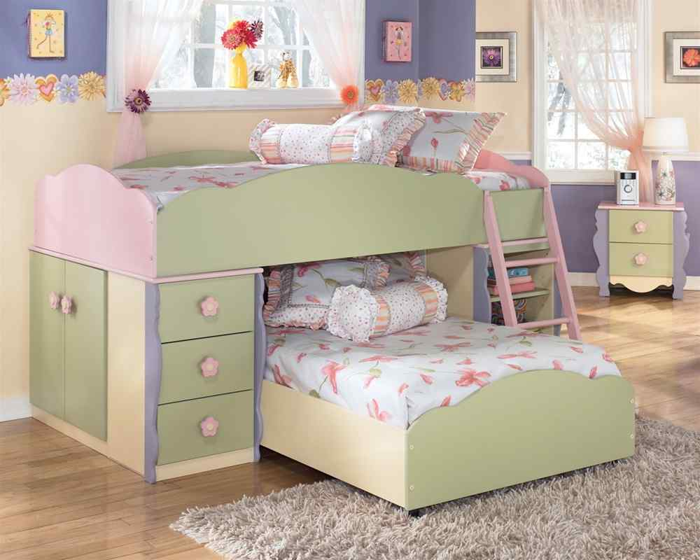 20 features you should know about dollhouse bedroom for Children bedroom furniture