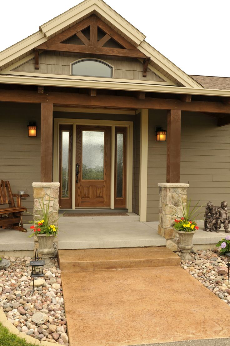 Exterior paint colors rustic homes a breath of fresh air for Color ideas for home