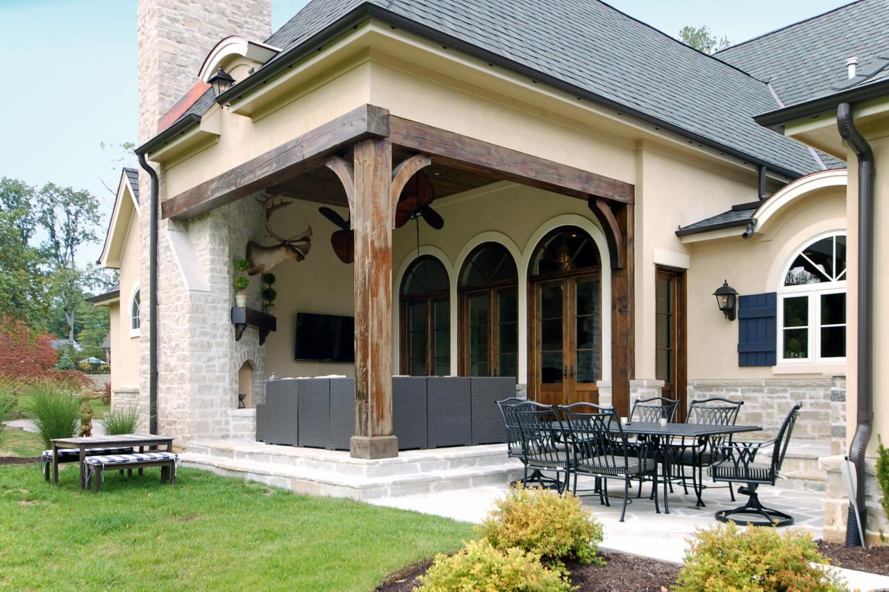 Make Your Home Beautiful With French Country Exterior