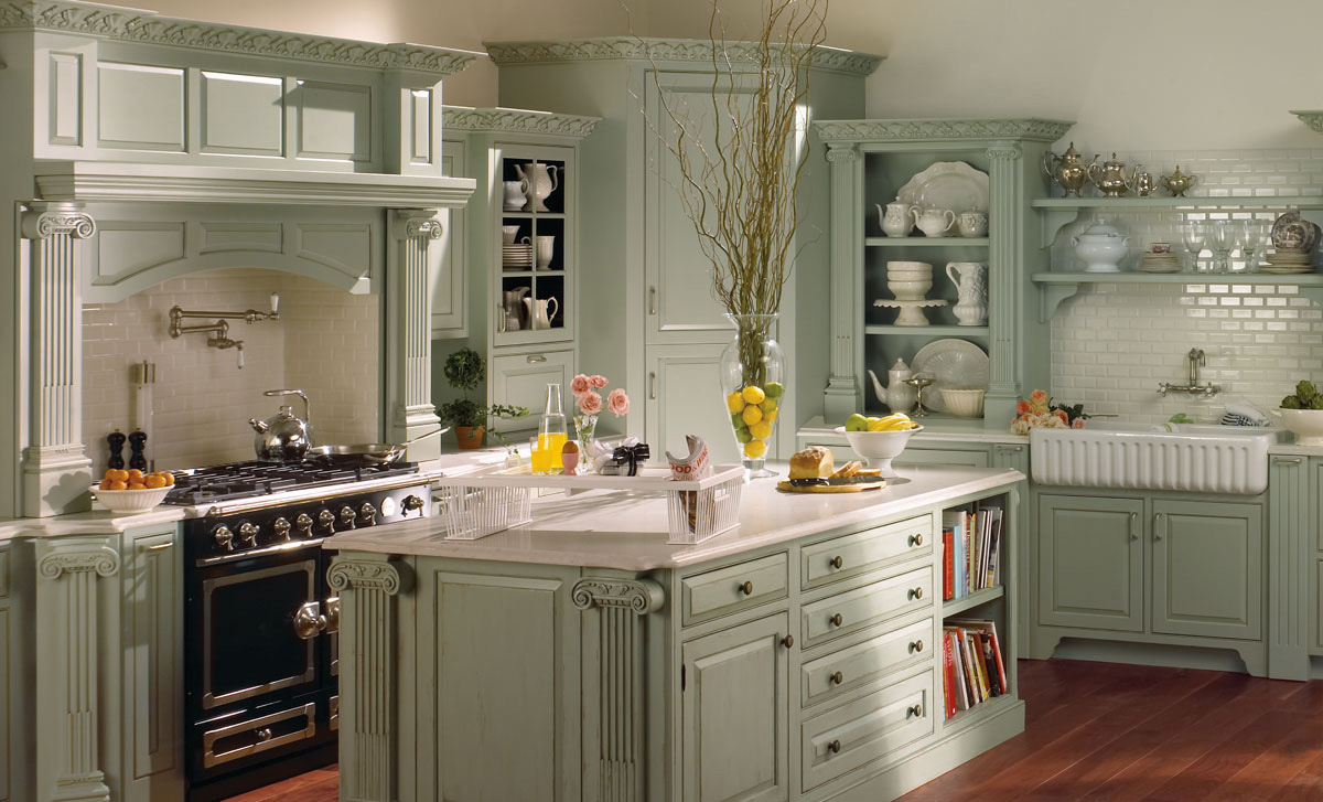 French Country Kitchen Design French Country Kitchens HGTV - Country french kitchen
