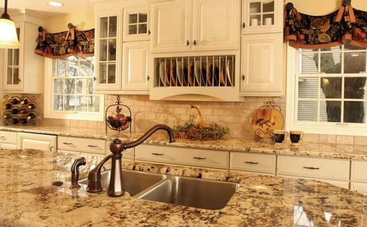 French Country Kitchen Flooring Ideas