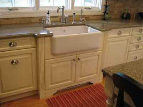 French country kitchen sinks – 15 rules for installing