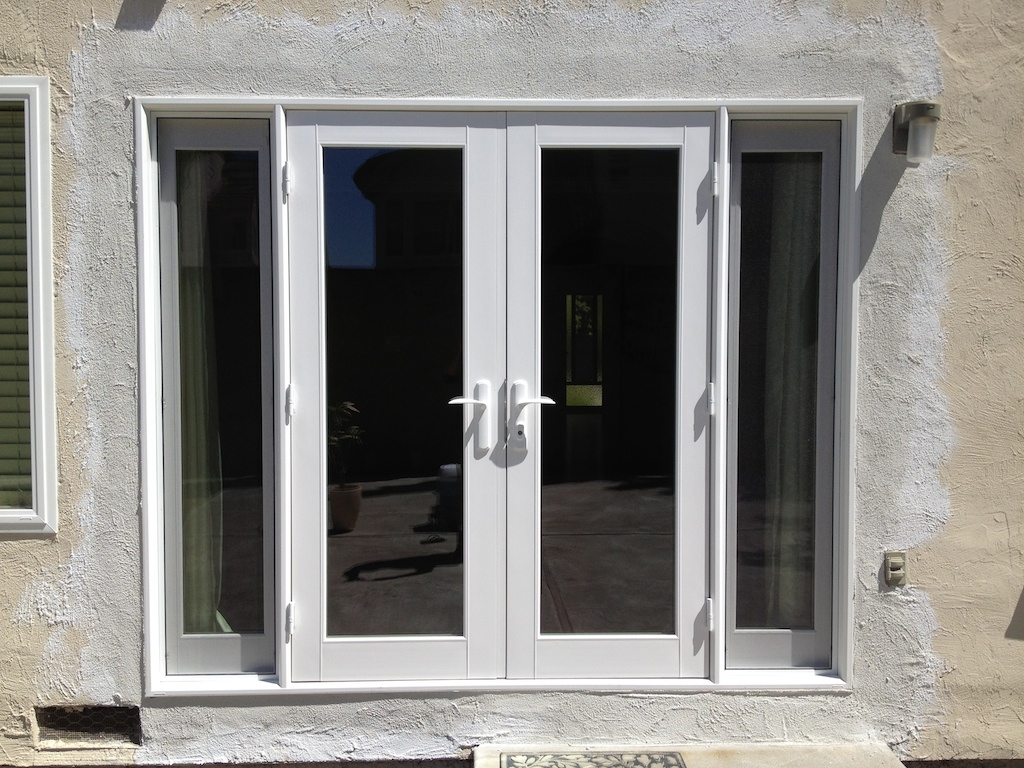 French Exterior: French Doors Exterior Outswing