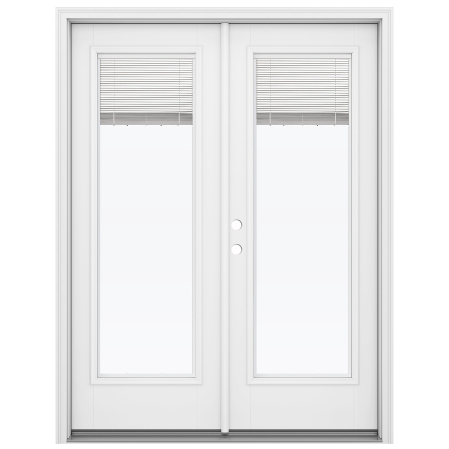 French doors exterior steel exterior steel doors with for Glass french doors exterior