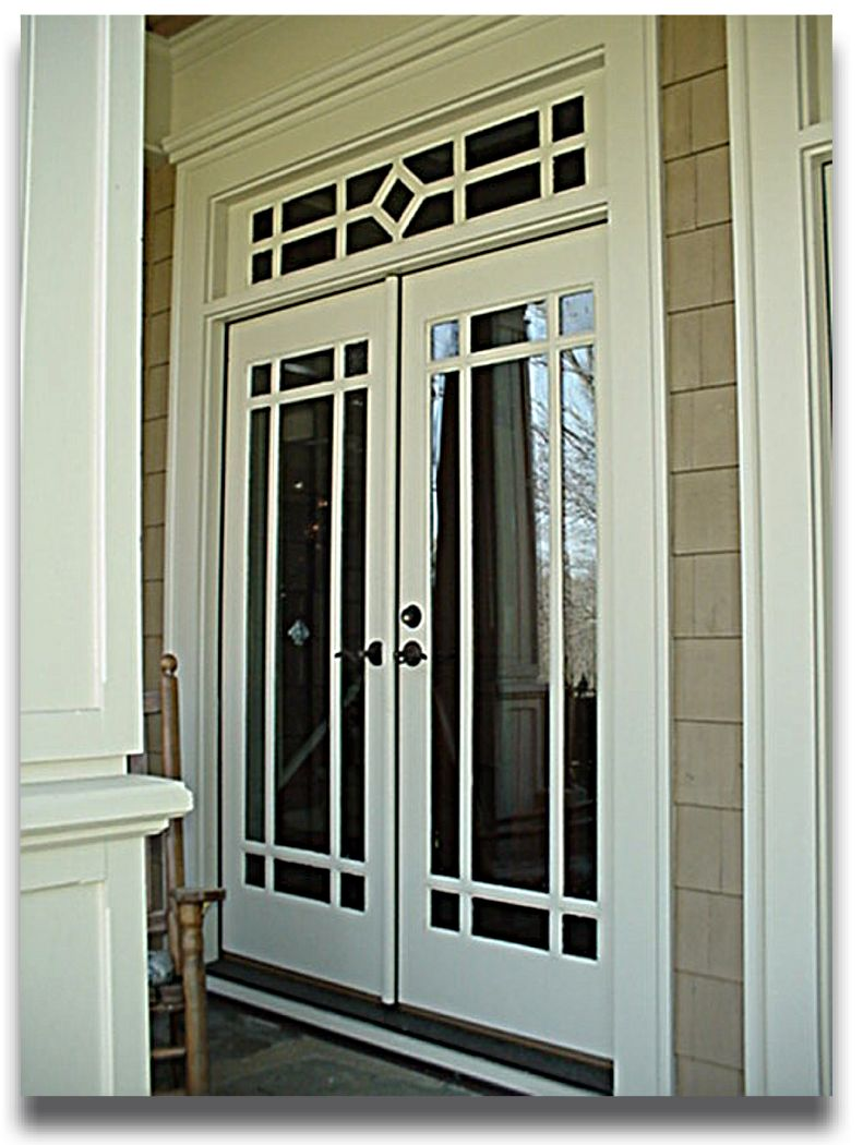 Top 20 french doors exterior sizes 2018 interior for Interior exterior french doors