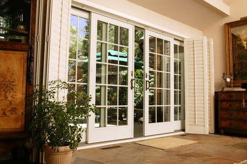 Small French Exterior Doors for Home Design Ideas Pictures