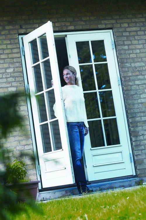 Small French Exterior Doors for Home Design: Ideas, Pictures ...