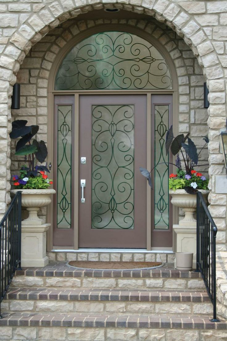 French Exterior Doors Steel