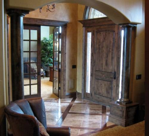 French doors for interior office interior exterior ideas for Exterior closet doors