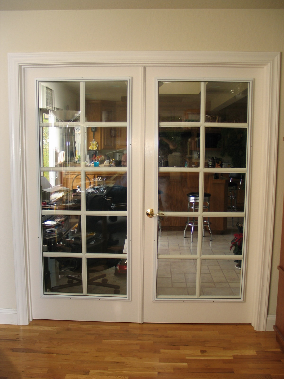 Beautify your home with french doors interior 18 inches for White french doors for sale