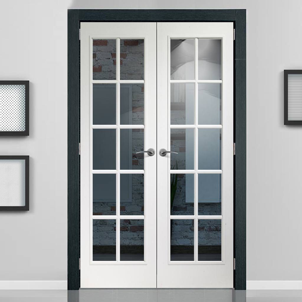 Add elegance to your home with french doors interior 36 for Take door designs