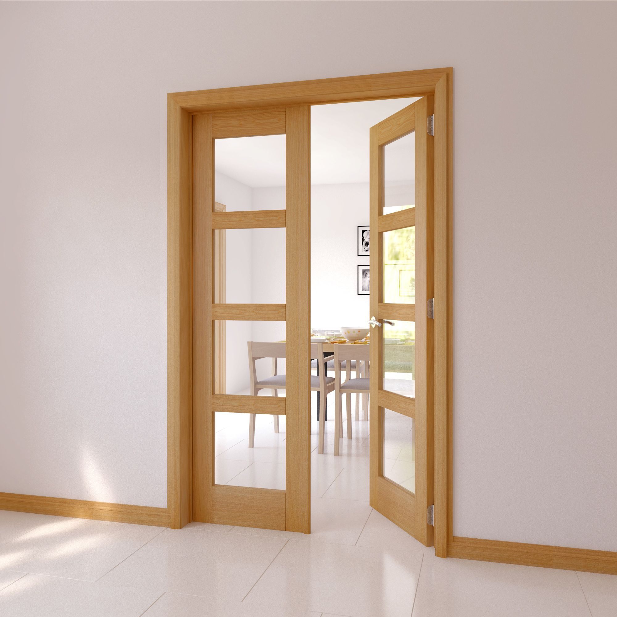 Exterior double doors wood for Interior double doors