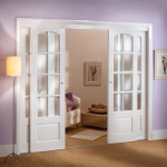 French doors interior sliding give measurement on the interior of your house