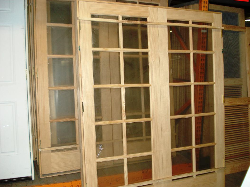 French doors interior sliding give measurement on the for Inside sliding doors