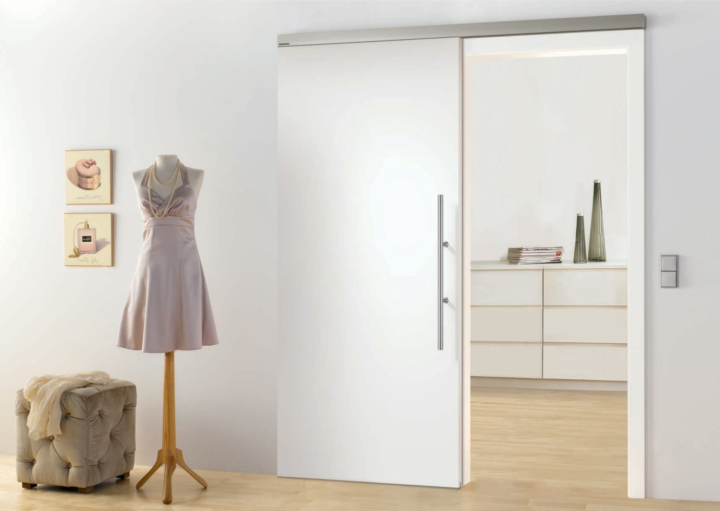 Aesthetic and Useful Interior sliding door gear set  sc 1 st  InteriorExteriorDoors.COM & Aesthetic and Useful Interior sliding door gear set | Interior ... pezcame.com