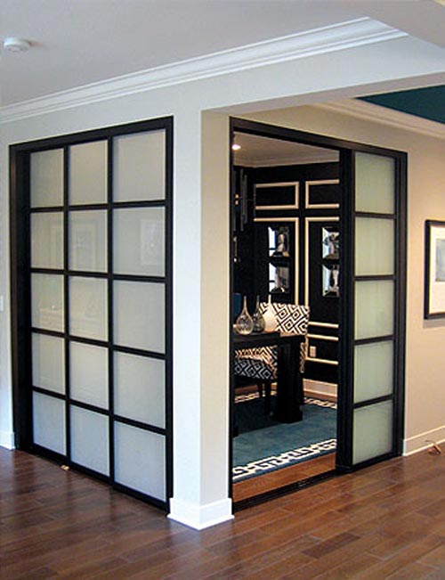 Interior Design Room Dividers: Interior Sliding Doors Room Dividers