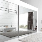 Interior sliding mirror doors – create a reflection in your house to make your bedroom appear brighter