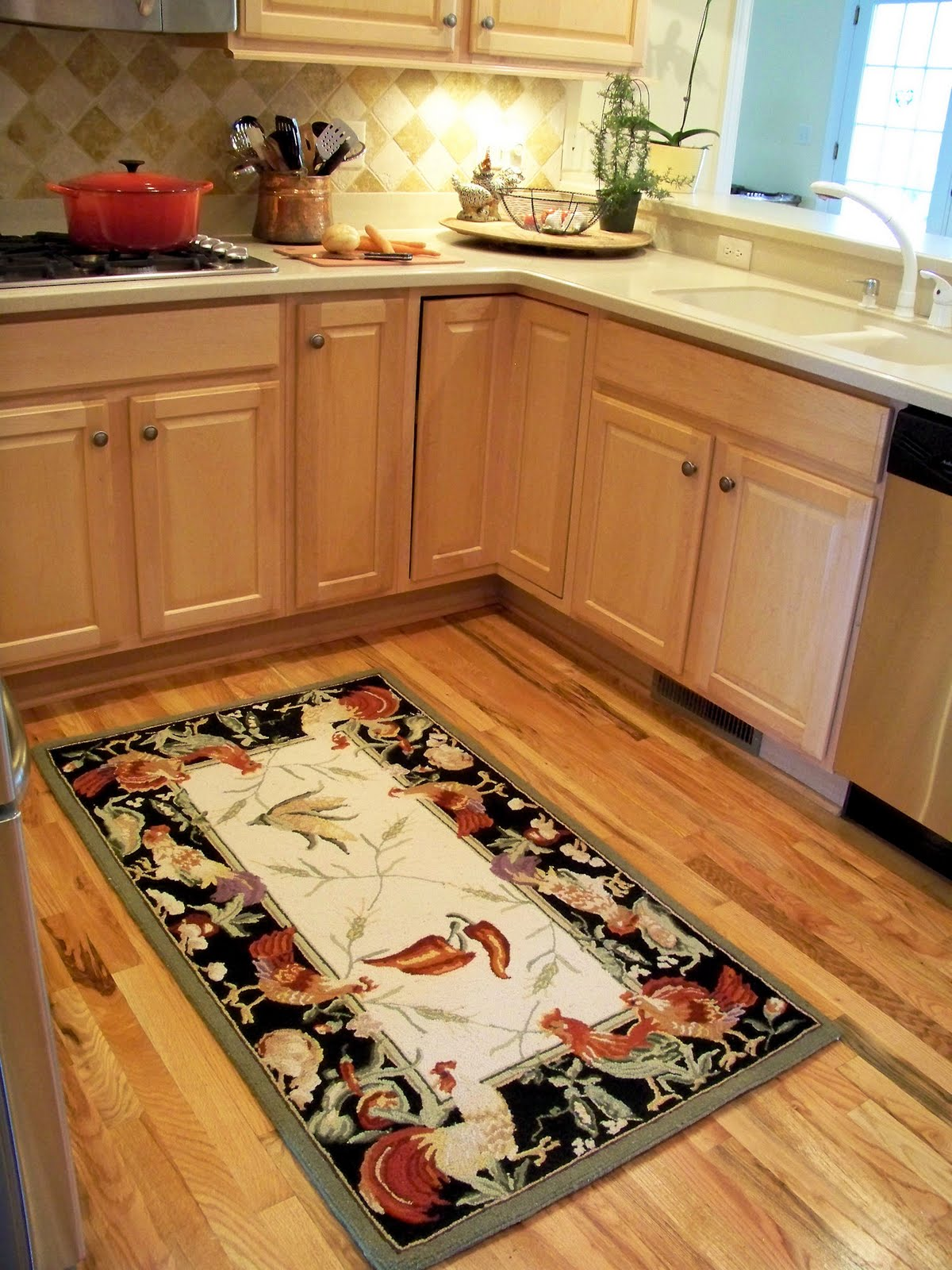 L shaped kitchen rug 20 tips for ing