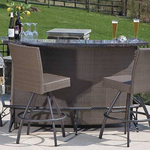 Outdoor Bar Sets with Canopy – Bring Your Outdoors To Life This Summer
