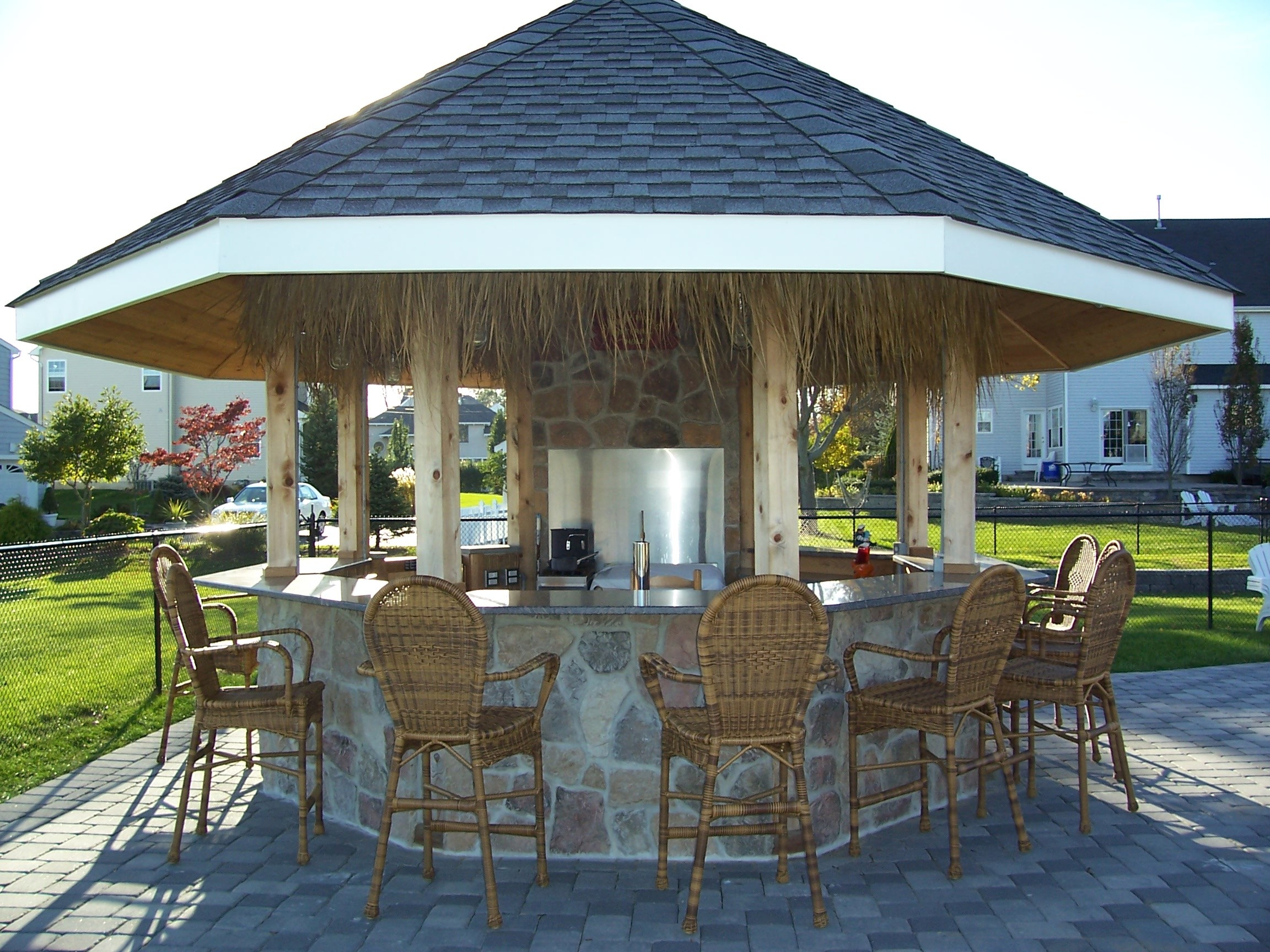 Beautiful Outdoor Bar Sets With Canopy U2013 Bring Your Outdoors To Life This Summer