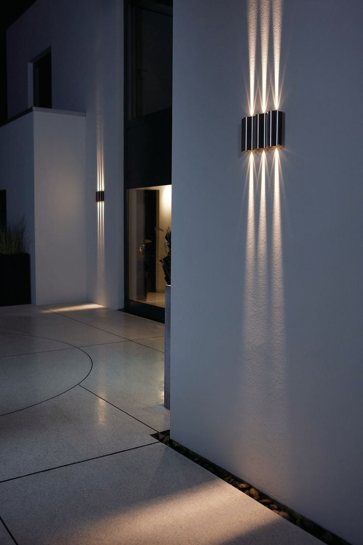 Wall Lights With Outlets : Impressive Outdoor Wall Lights with Built-in Outlet Ideas Interior & Exterior Doors