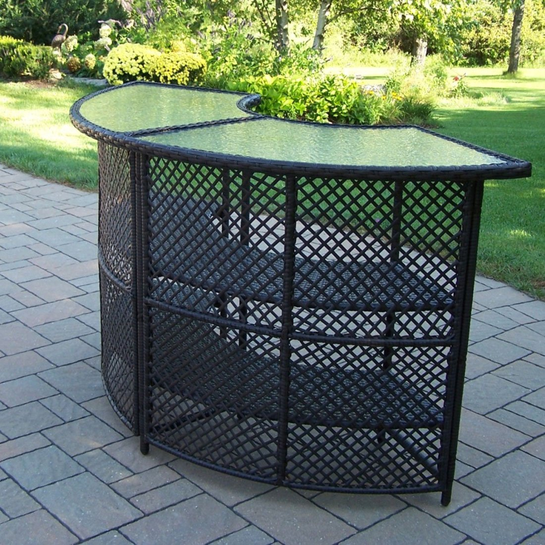 Resin outdoor bar sets - 20 ways to upgrade your home ...