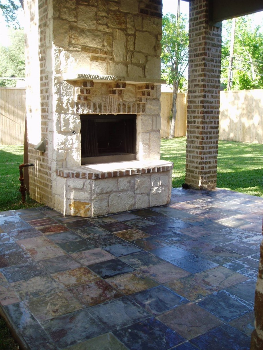 Slate Tiles For Outside Walls U2013 Ideal For Patios