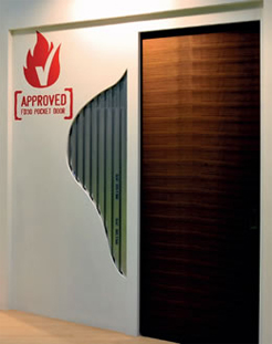 Sliding pocket doors fire rated – protect your home from fire