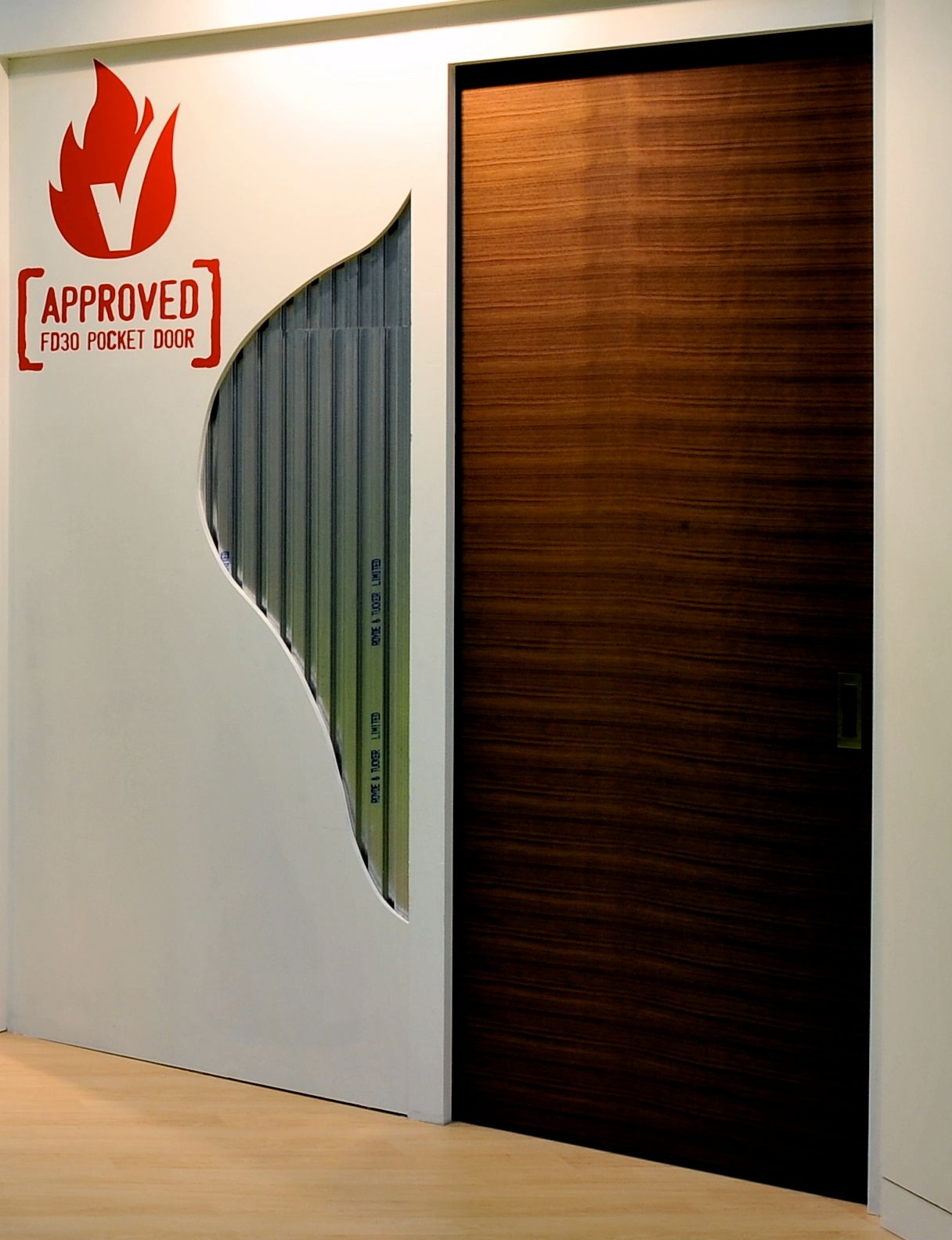 Fire Rated Pocket Door : Sliding pocket doors fire rated protect your home from
