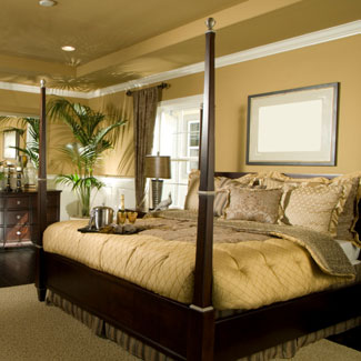 Traditional Bedroom Decorating Ideas Interior Exterior