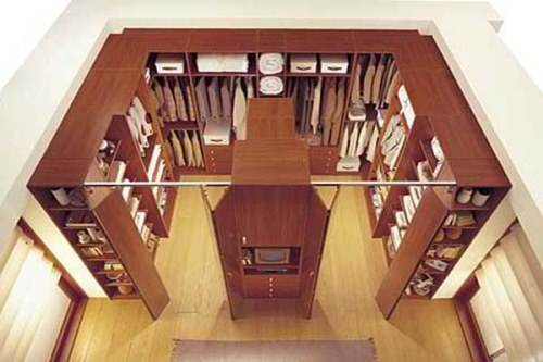 Walk in Closet Dimensions Small