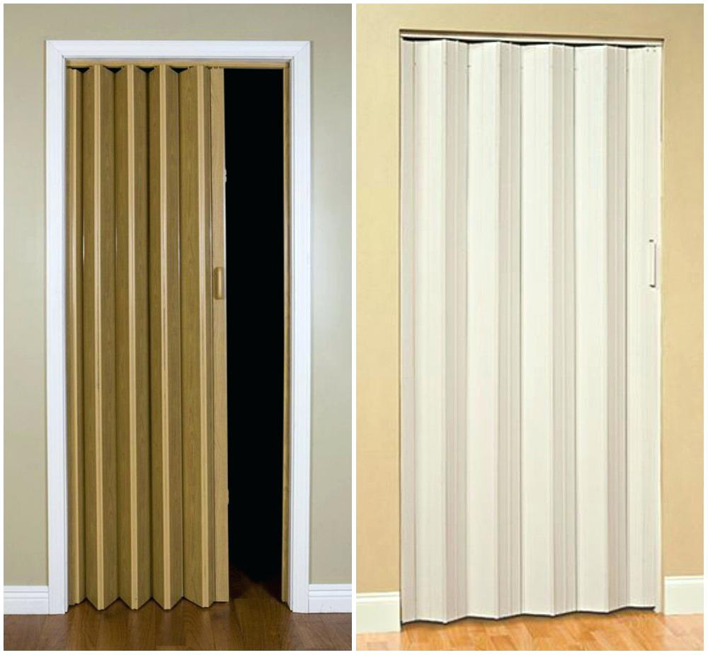 Collection spectrum via folding door installation pictures for Interior exterior doors