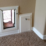 Your Dog's lifestyle made easy with Wall dog door