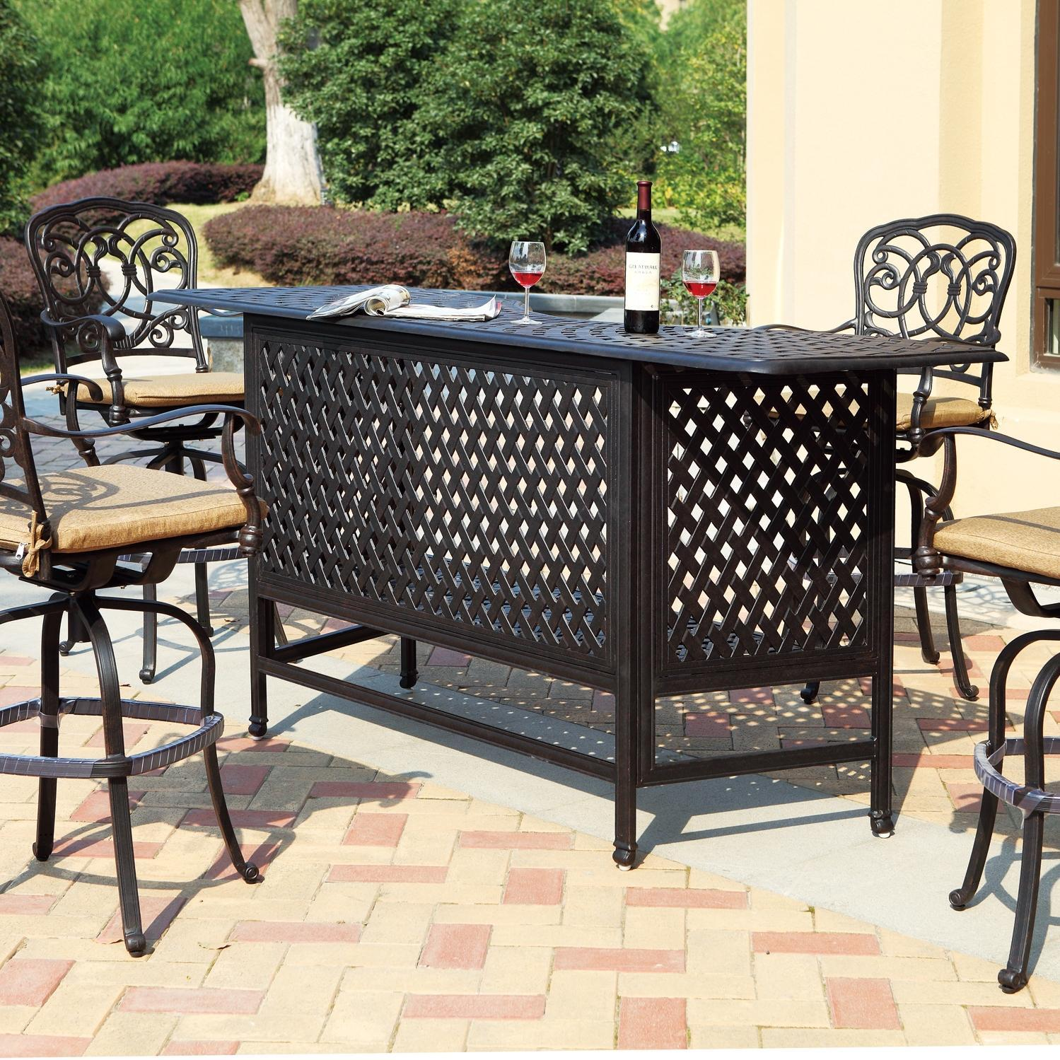 Outdoor Bar Sets Photo 20