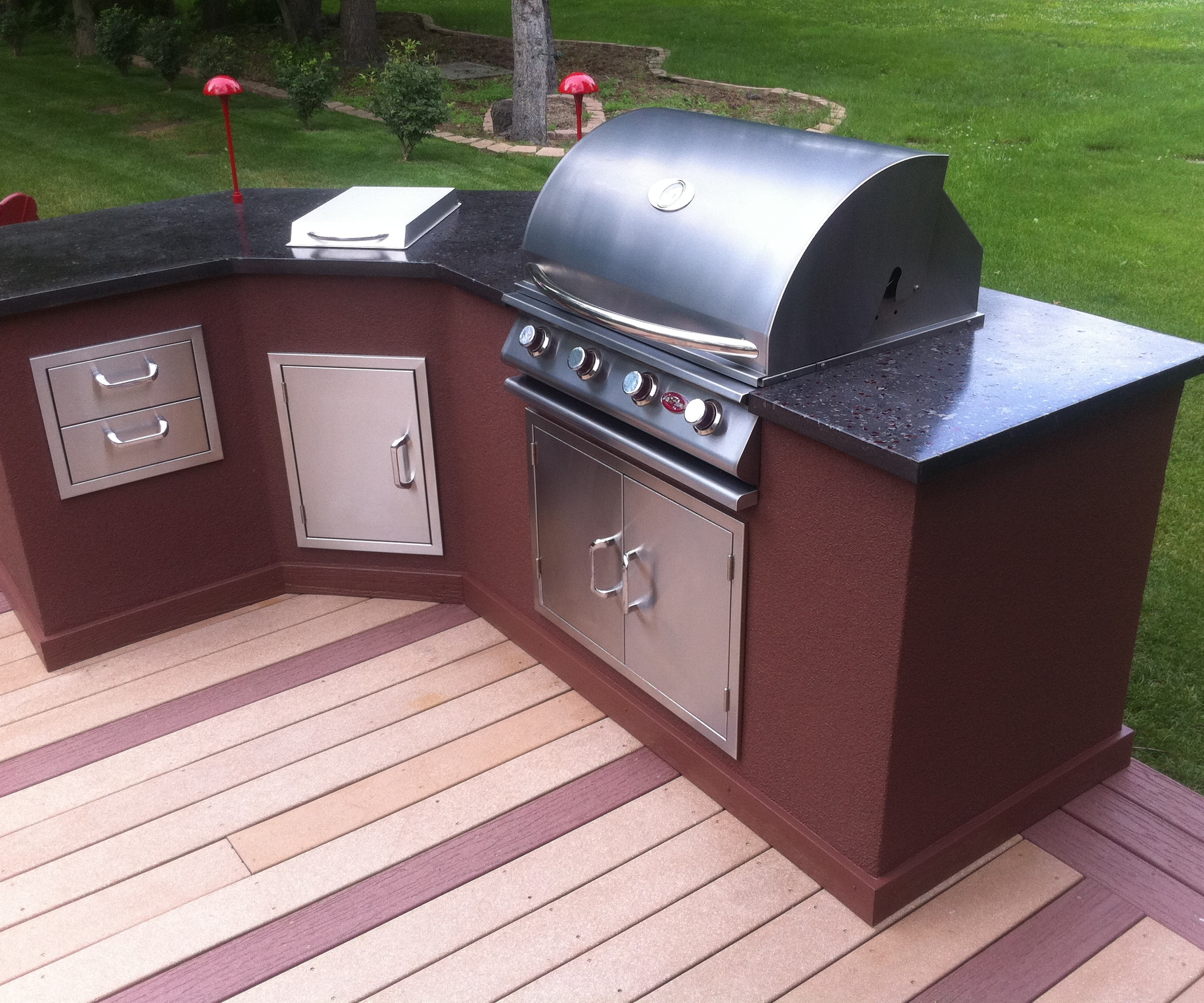 Outdoor kitchen lowes - best suited to offer you top notch outdoor ...